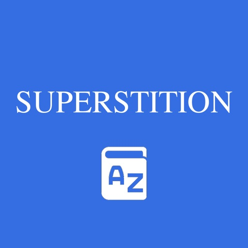 Superstition Dictionary