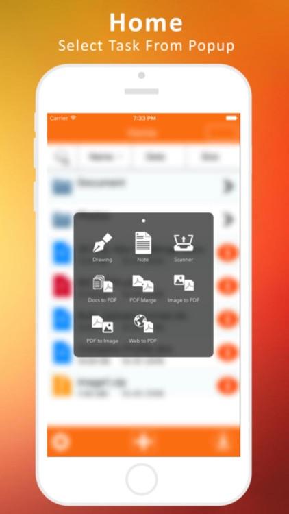 PDF Editor Suites  -  Converter, Scan & Send  Fax screenshot-4