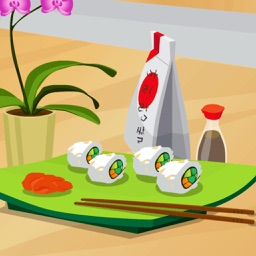 California Roll Sushi Chef - how to make sushi