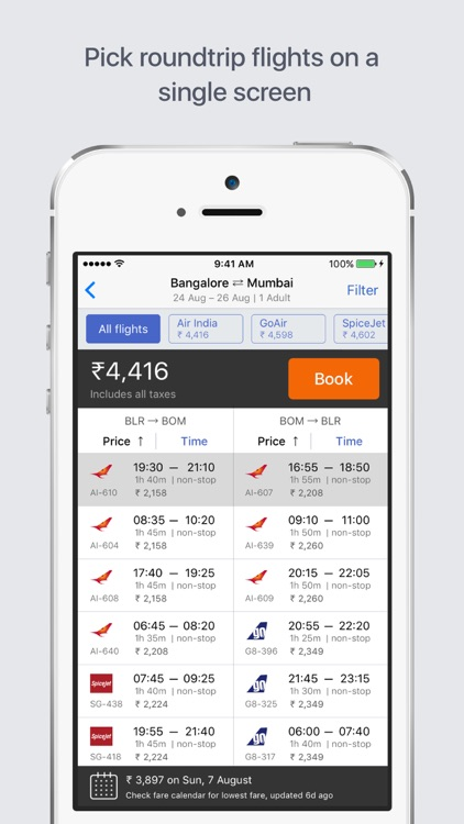 Cleartrip - Flights, Hotels, Activities, Dineout screenshot-3