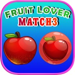 Fruit Lover Match 3 - Amazing Matching Game