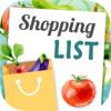 Lista de la compra inteligente Notas para compras