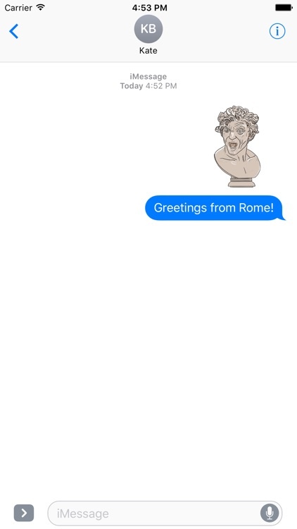 Greetings from Roma screenshot-3