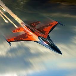 我的飞机大赛-射击动作手游