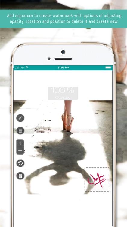 eZy Watermark - Video Watermarking App