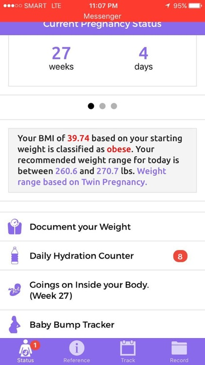 Pregnancy Guide and Baby Bump Tracker screenshot-3