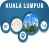 Kuala Lumpur Malaysia Offline Map Navigation GUIDE