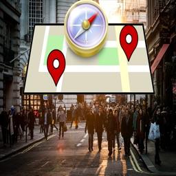 3D Compass -AR free version