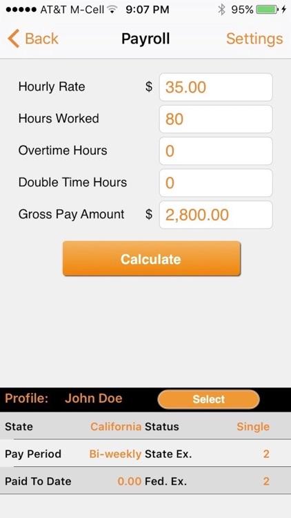 Payrollguru screenshot-3