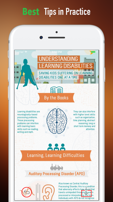 Tips For Recognizing Learning Disorders >> Learning Disabilities 101 Smart But Scattered App Price Drops
