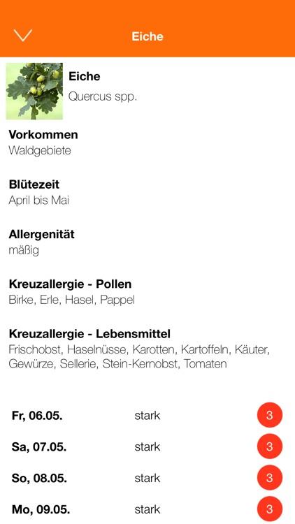 ratiopharm Pollen-Radar screenshot-3