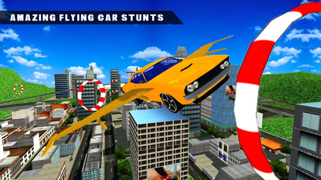 3 Minutes to Hack Flying Car Driving Simulator - Unlimited