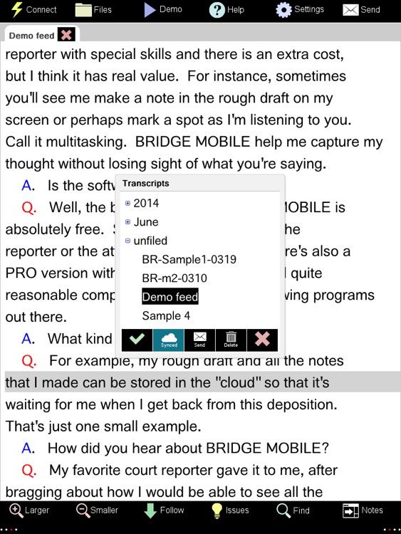 Bridge Mobile (Viewer) screenshot-3