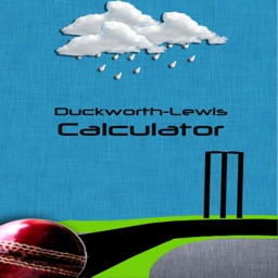 Duckworth-Lewis Calculator