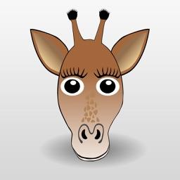 Giraffe Stickers: Africa's Tallest & Cutest Animal
