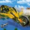 飛行 ホバー ロボット 自転車 : ライディング シミュレータ - iPhoneアプリ
