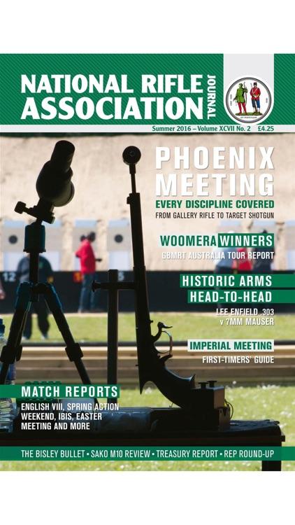 National Rifle Association Journal