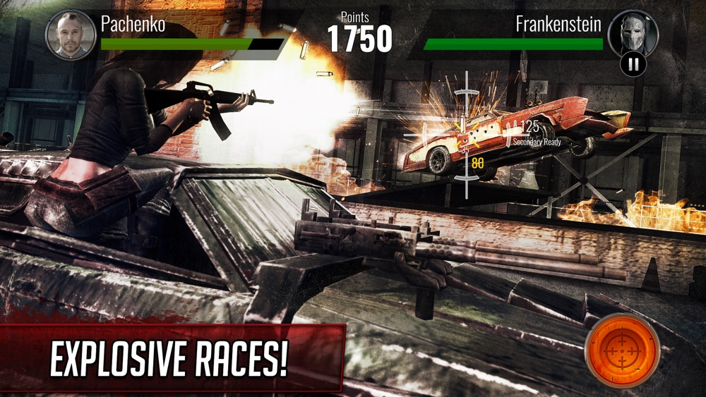 Death Race ® - Drive and Shoot hack tool