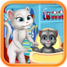 汤姆猫认玩具:儿童宝贝小游戏
