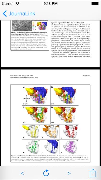 JournaLink Medicine & Biology