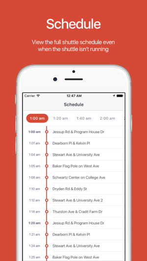Cornell Big Red Shuttle on the App Store