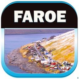 Faroe Islands Offline Travel Map Guide