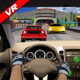 Vr Race In Car 3D : Real Traffic Racer Game