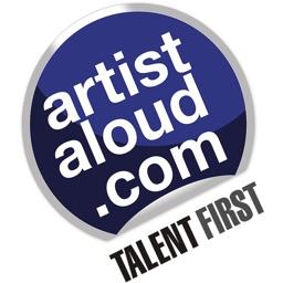 Artist Aloud – Talent First