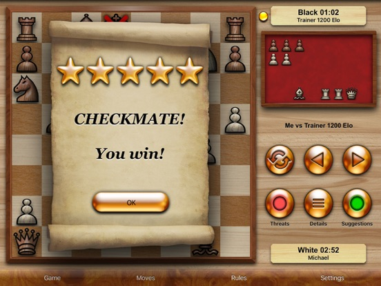 Screenshot #2 for Chess Pro - with coach