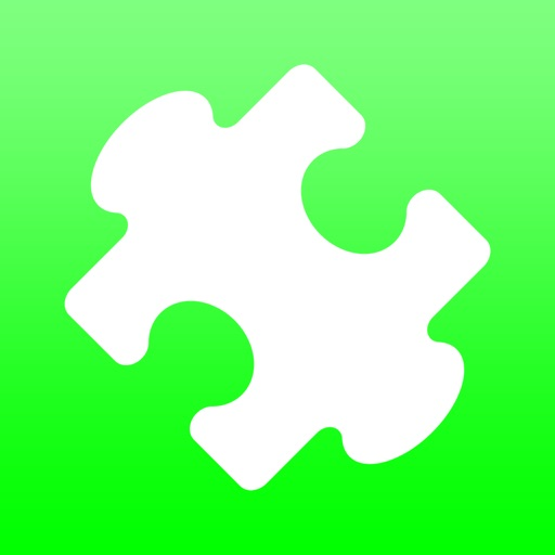 ZipPuzzle - make puzzles from your own pics!