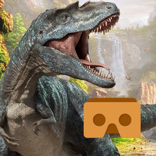 Jurassic Virtual Reality Pro with Google Cardboard icon