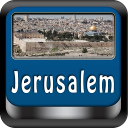 Jerusalem City Map Guide