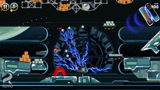 Angry Birds Star Wars iPhone