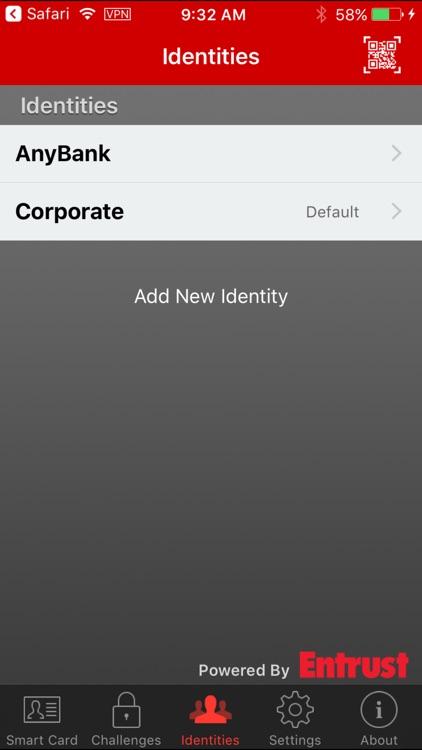 Entrust IG Mobile Smart Cred screenshot-4