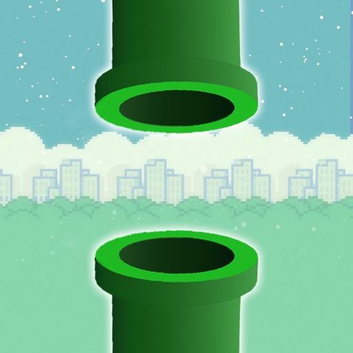 Flappy 3D Extreme! - Bird Adventure