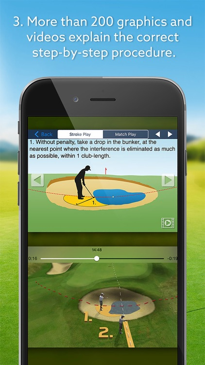 Expert Golf – iGolfrules screenshot-3