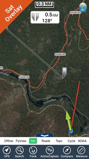 Wellington National Park GPS charts Navigator on the App Store