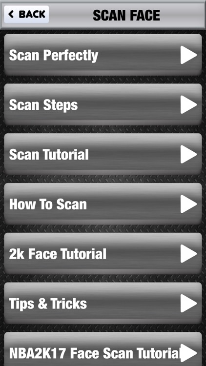 SCAN YOUR FACE Guide for My NBA 2K17 APP screenshot-1