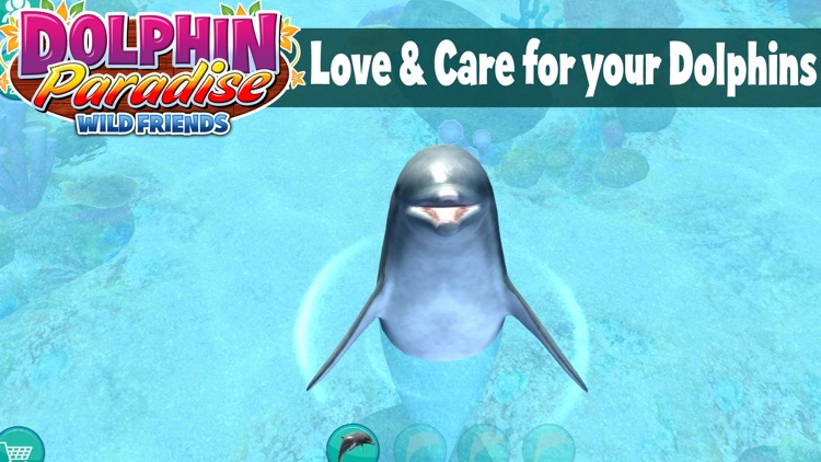 Dolphin Paradise: Wild Friends screenshot-2