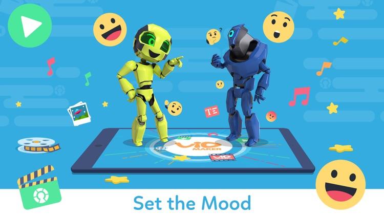 VidMaker - 3D MovieMaker for Kids screenshot-3