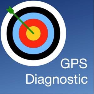 GPS Diagnostic - Satellite Test Tool & Coordinates app