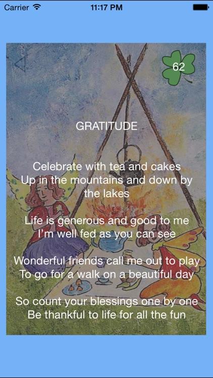 Fairy Tarot Cards,  by Jaya Moran screenshot-3