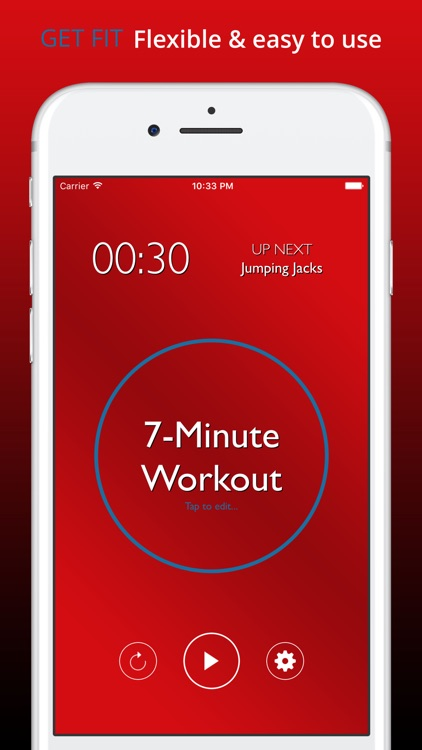 Intensity - Interval Timer HIIT Tabata Workout