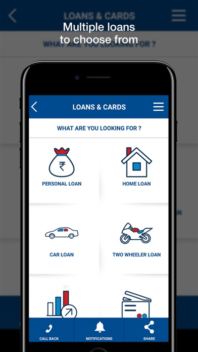 HDFC Bank Loan Assist screenshot four