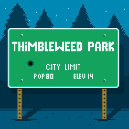 Thimbleweed Park review