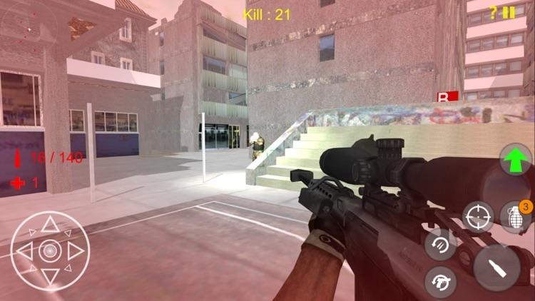 Terrorist Shooting Strike Game screenshot-4