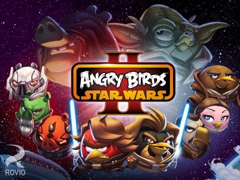 Angry Birds Star Wars II на iPad