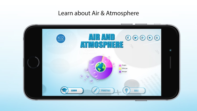 Atmospheric Air - Chemistry