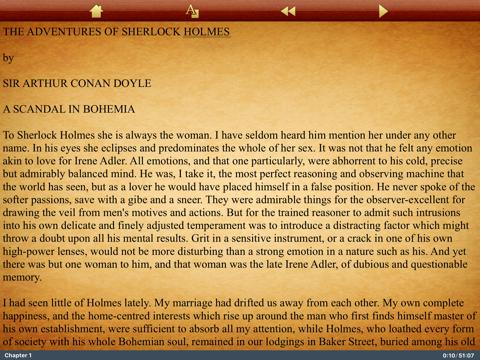 英語で読むシャーロック・ホームズの冒険のおすすめ画像2