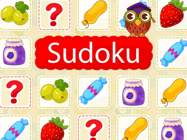 Sudoku cho trẻ em